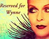 Reserved for Wynne-Please do not buy