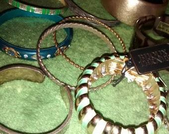 Bracelets Lot All Ready To Wear...11 Total