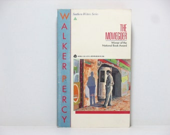 The Moviegoer by Walker Percy 1982 Vintage Book