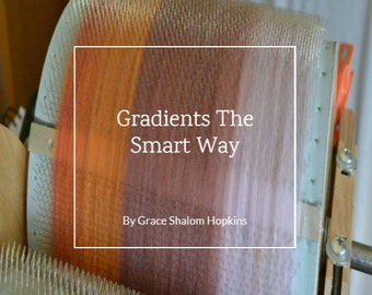 Gradients The Smart Way - Drum Carding (Art Batt and Smooth Batt) Tutorial - Fiber Prep Pattern
