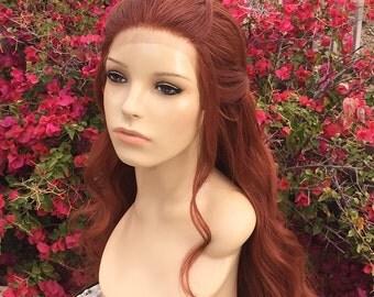 Professional Lace Front Tauriel Elf Hobbit Couture Wig