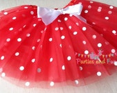 Minnie Mouse Skirt, Minnie Mouse Tutu, Minnie Mouse Costume, Minnie Costume, Minnie Mouse Ears, Minnie Mouse Dress, Minnie Disney Outfit
