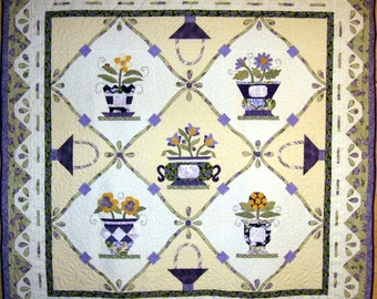 Mrs. Potter's Garden, 6 Patterns and an Accessory Packet