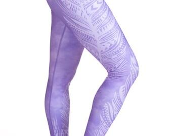 Feather Yoga Legging