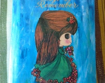 Mod Days to Remember Book Big Eyes