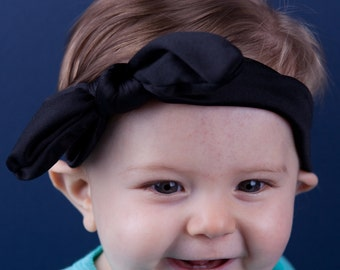 8 Colors Available! Knot Headband (Baby, Toddler & Girls)