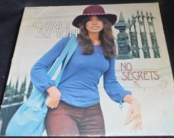 No Secrets Album