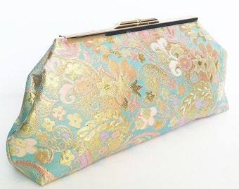 Bridesmaid or Mother of the Bride Gift Clutch