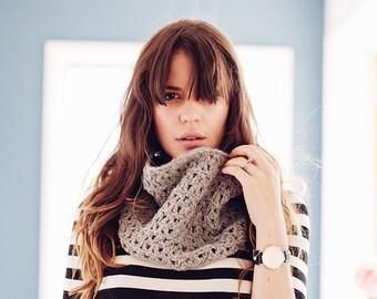 Pdf scarf pattern crochet cowl women's winter accessories neck warmer