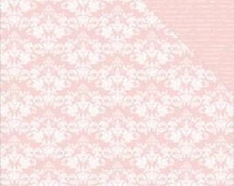KAISERCRAFT- Pink Damask