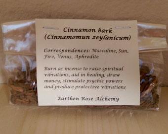 Cinnamon Bark Incense