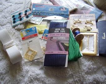 SALE/SEWING Supply Destash Lot