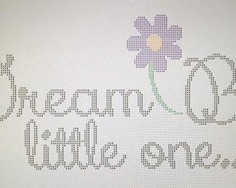 Graph Crochet - Dream Big Little One Pattern