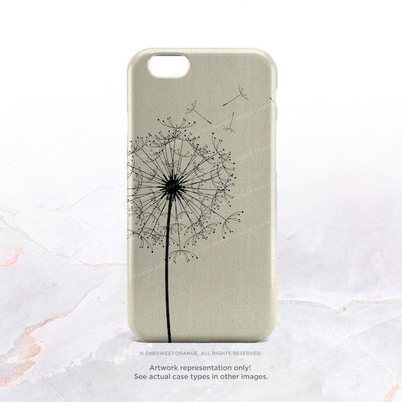 iPhone 7 Case Dandelion iPhone 7 Plus iPhone 6s Case iPhone SE Case iPhone 6 Case iPhone 5S Case Galaxy S7 Case Galaxy S6 Case I45