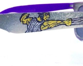 Wolverine Custom Painted Sunglasses