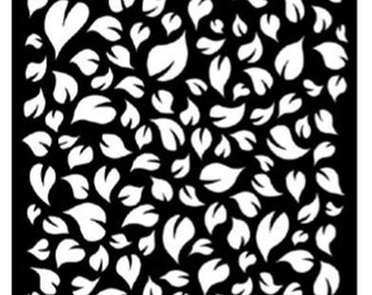Ranger - Dyan Reaveley - Dylusions - Stencils - Leaves - Small