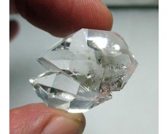 17.2 Gram Herkimer Diamond Crystal Cluster - ww871