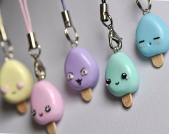 Kawaii Pastel Popsicle - Accessories