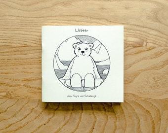 """Picture book """"IJsbeer"""""""