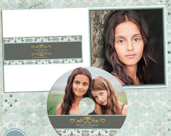ON SALE INSTANT Download - Cd/Dvd Label and cover templates