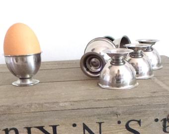 7 stainless steel egg  holders