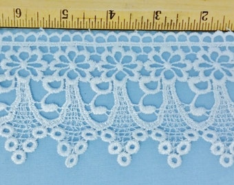 "Venise Lace 3"" Wide Loop Top"