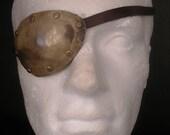 Steampunk eye patch