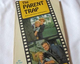 first printing Disney Parent Trap original 1960s movie Hayley Mills