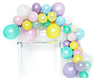 DIY Balloon Garland Kit - Unicorn Rainbow