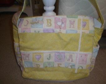ABC Diaper Bag Organizer