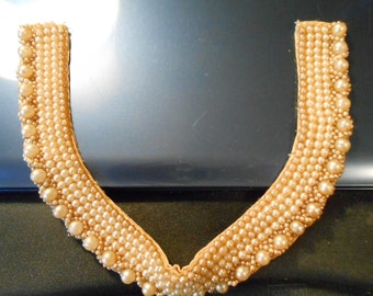 Late 1800's/ Early 1900's Imitation Pearl Necklace