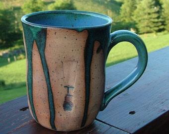 Bassoon Reed Impression Mug