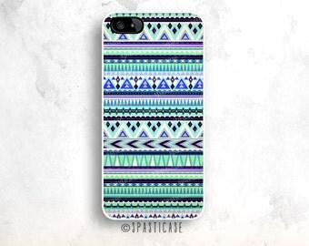 Mint iPhone 6S Case, Aztec iPhone 5S Case, iPhone 5 Case, Mint iPhone 6 Case, iPhone 6 Plus Case, Geometric iPhone 6 Case, iPhone 5C Case