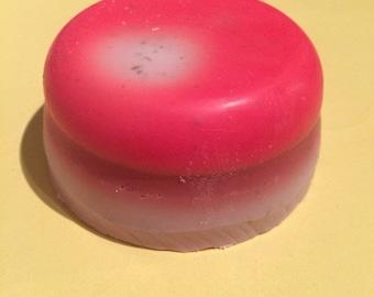 Funky Stripe Colourful Soap with Bergamot and Geranium