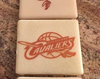 Cleveland Cavs Coasters