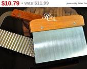 Hot Sale! Set of 2 Soap Cutters: Wavy Soap Cutter Straight Soap Cutter