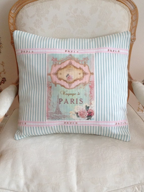 French Shabby Chic Pillows : French Country Pillow Cover Shabby Chic Pillow Decorative