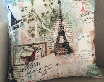 Paris Theme Fabric Etsy