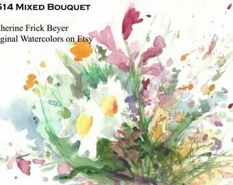 C514 Mixed Bouquet