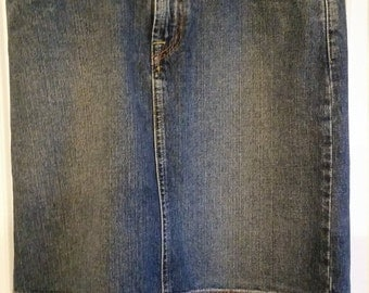 Lucky Brand Jeans Denim Skirt