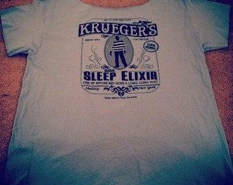 Freddy Krueger off the shoulder tshirt