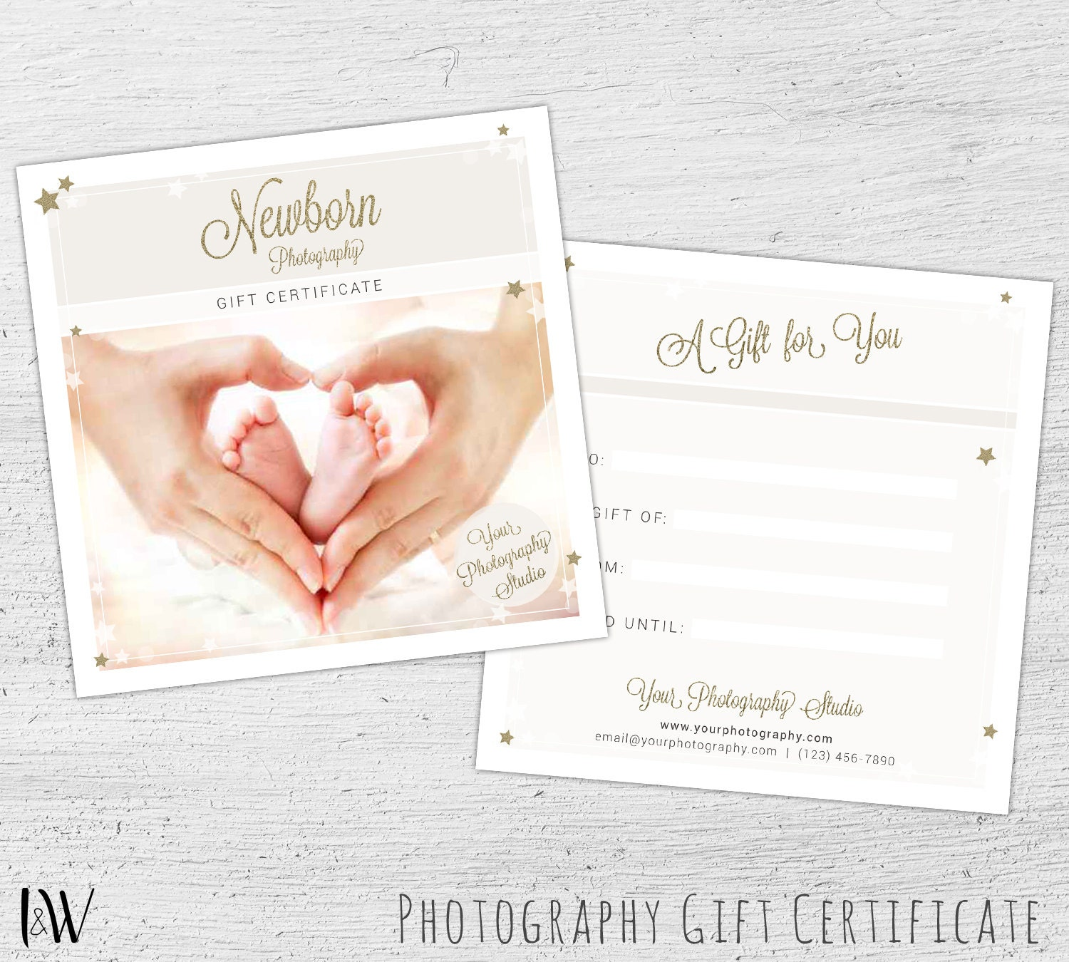 Photography gift certificate template free fieldstation photography gift certificate template free negle Choice Image