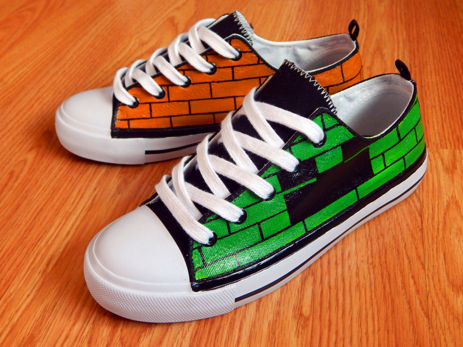 Best Type Of Paint For Canvas Shoes