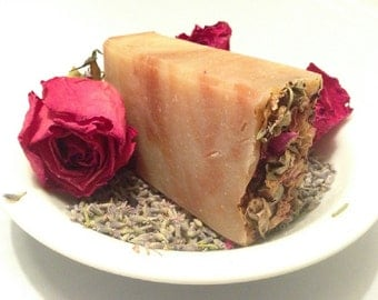 Desert Rose Handmade Soap-100% Natural-Cold Processed