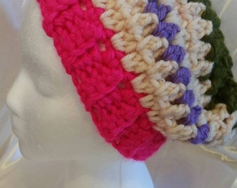 Zena hat, woman's slouch hat