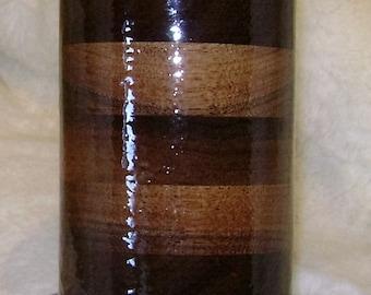 Small Walnut 12 oz. Tankard Mug