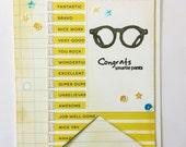 Graduation Congrats Smartie Pants Card