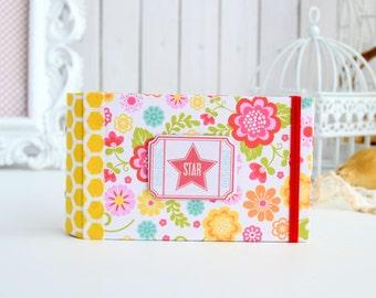 Cardholder. Business card holder card. credit card. Personalized gift Scrapbook  Business Card Case