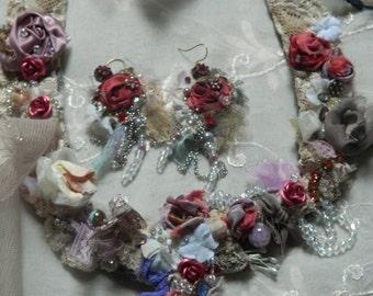 Becoming Jane Austen necklace