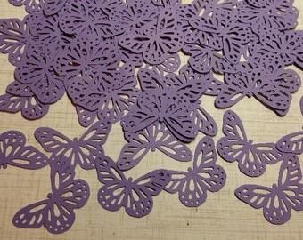 Die Punched Butterflies.  #C-45